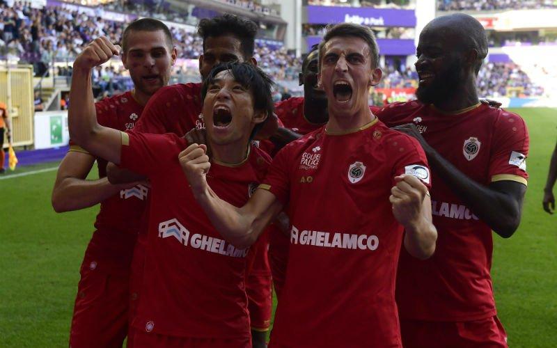 Invaller Miyoshi zadelt 10-koppig Anderlecht met kater op