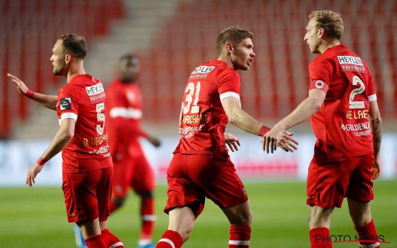 Antwerp-fans woest na match tegen KRC Genk:
