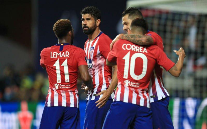 Club Brugge is gewaarschuwd: Atlético komt stilaan op dreef