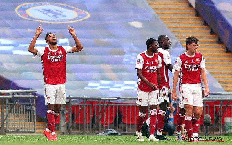 Sublieme Aubameyang vloert Chelsea en schenkt Arsenal een nieuwe FA Cup