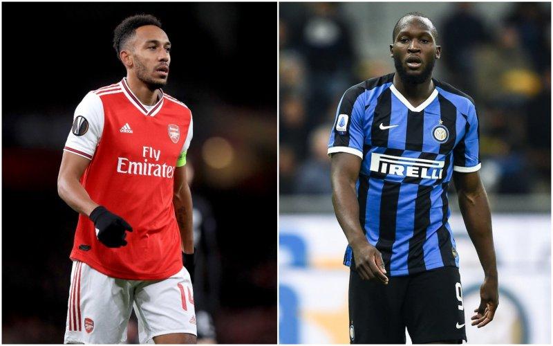 'Lukaku en Aubameyang vormen volgend seizoen droomduo bij déze club'