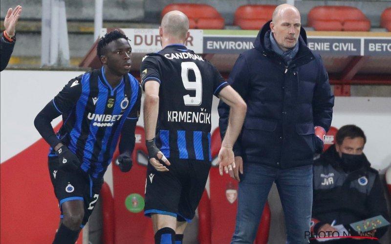 'Michael Krmencik vertrekt wellicht alweer bij Club Brugge'