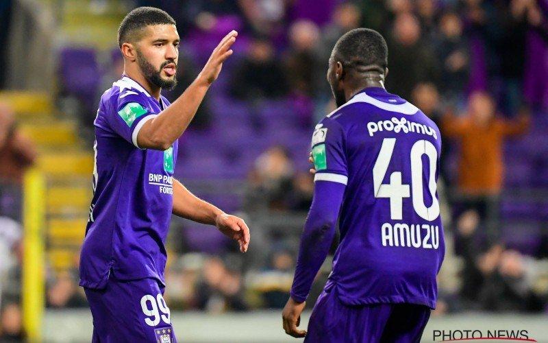 'Zakaria Bakkali verlaat Anderlecht mogelijk voor andere Belgische club'