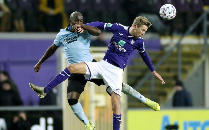 Anderlecht neemt deze beslissing over uitstellen van match tegen Club Brugge