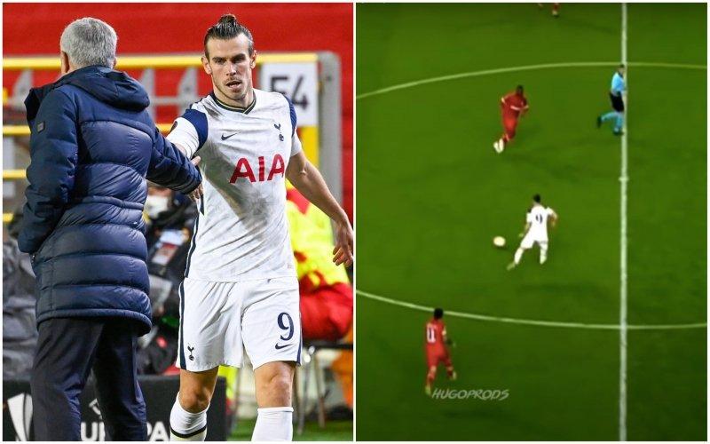 Gareth Bale compleet belachelijk gemaakt na match tegen Antwerp (VIDEO)