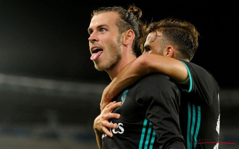 'Bale dropt bom bij Real Madrid en trekt naar rivaal'