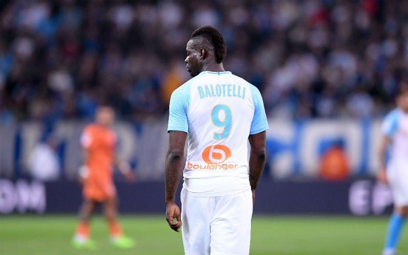 'Transfervrije Balotelli tekent bij zeer verrassende club'