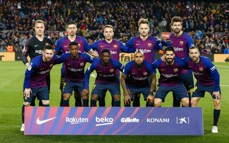 Barcelona vindt opvolger van Suarez in Jupiler Pro League: