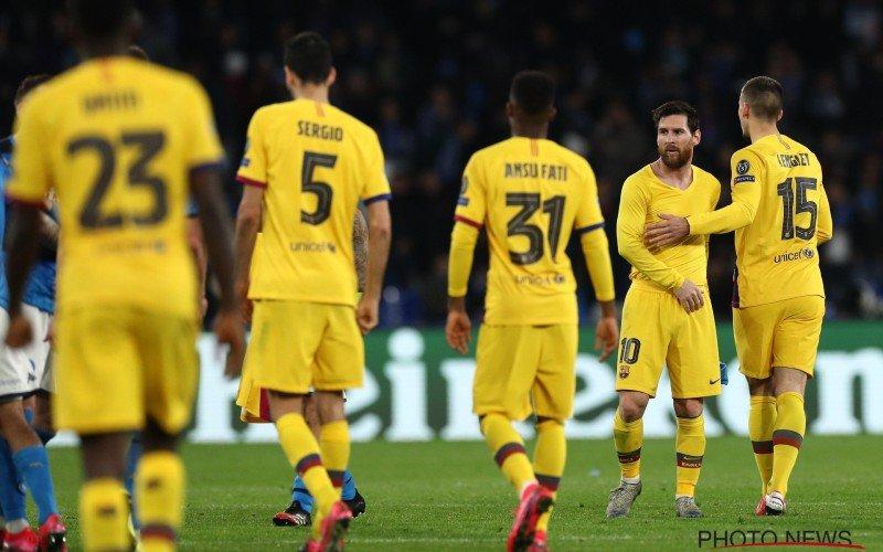 'Barcelona houdt grote kuis en gooit deze 8 (!) topspelers eruit'