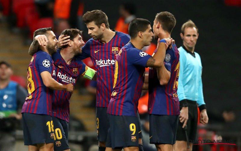 'Barcelona en PSG zetten ongelofelijke ruildeal op poten'