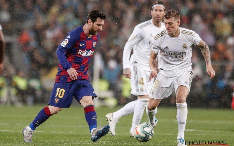 'Barcelona realiseert pikante transfer en haalt speler weg bij Real Madrid'