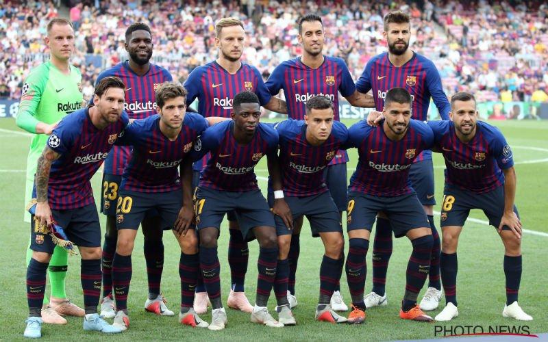 Het rommelt bij Barcelona: 'opvallende speler dient transferverzoek in'