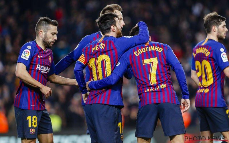 'Barcelona bezorgt Real Madrid stevige kater in Clasico'