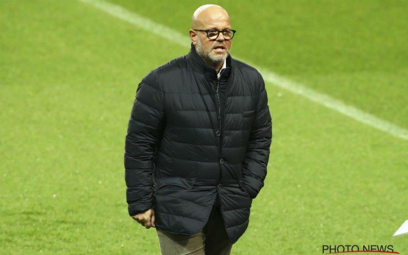Club Brugge met rug tegen de muur gezet, Bart Verhaeghe reageert verbolgen