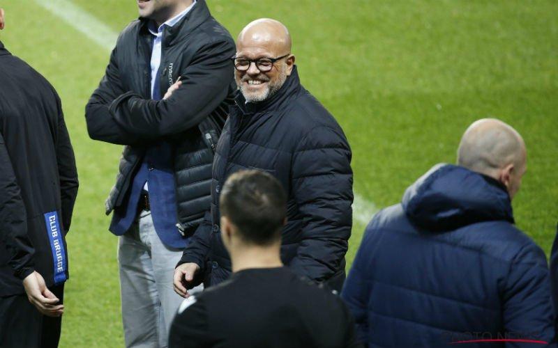 'Monstertransfer grote stap dichterbij voor Club Brugge'