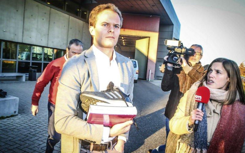 Ex-ref Bart Vertenten zorgt voor commotie: