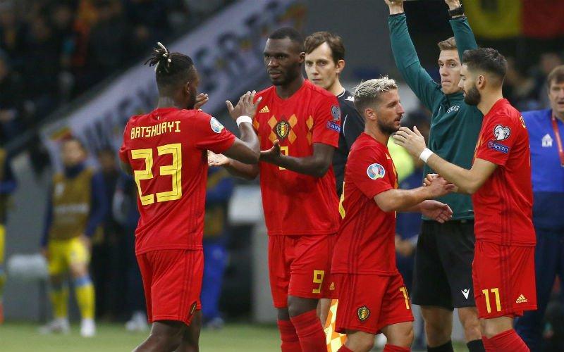 'Batshuayi of Benteke verhuist in januari mogelijk naar deze Belgische topclub'