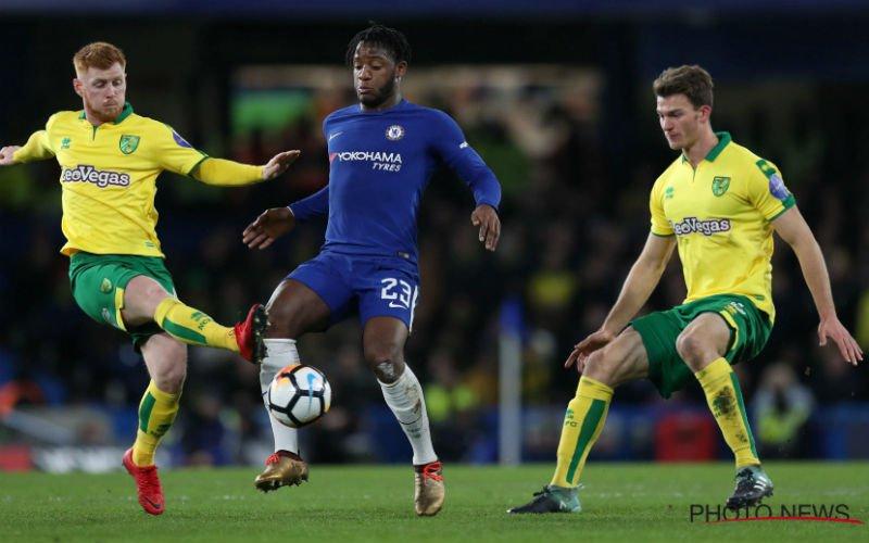 'Chelsea zet spectaculaire ruildeal op met Batshuayi als pasmunt'