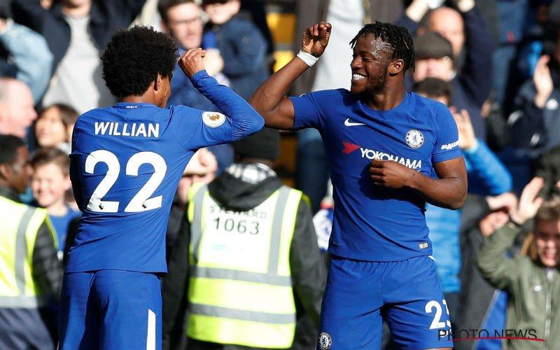 Belofte maakt schuld! Chelsea-fan mag eigen uitwerpselen opeten dankzij Batshuayi