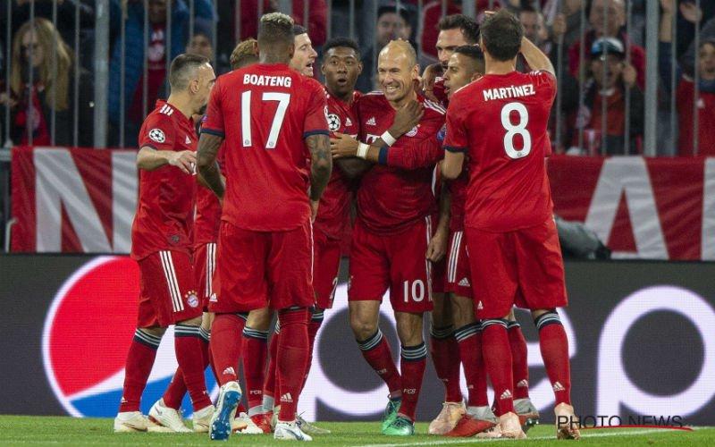 'Ex-speler van Bayern München tekent verrassend in Brugge'