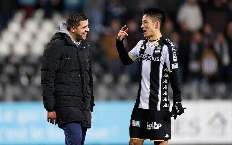 'Ryota Morioka hakt knoop door over transfer naar Antwerp'