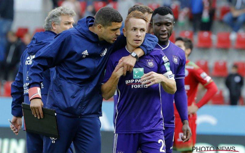 'Anderlecht zit niet stil en vindt al vervanger voor Trebel'