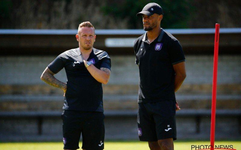 Opvallend nieuws bij Anderlecht: 'Twee nieuwe gezichten melden zich op training'