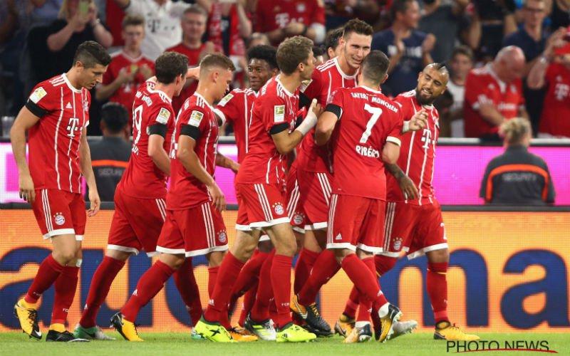 Bayern München kent droomstart