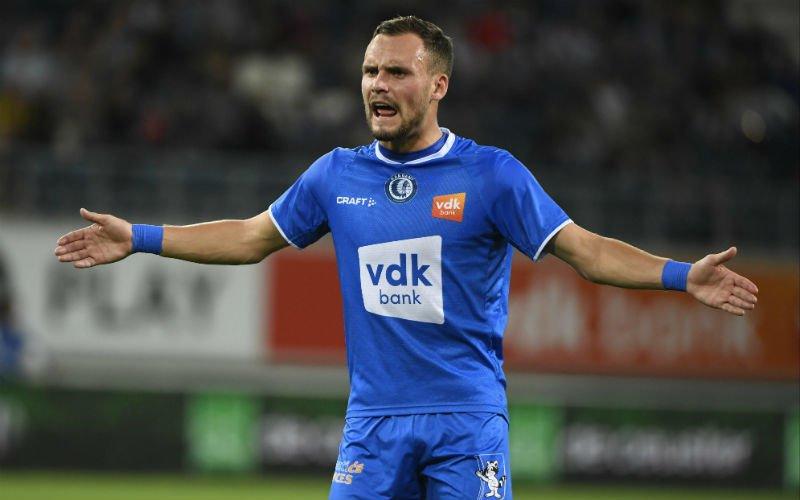 'Birger Verstraete vertrekt bij AA Gent en is op weg naar Belgische topclub'