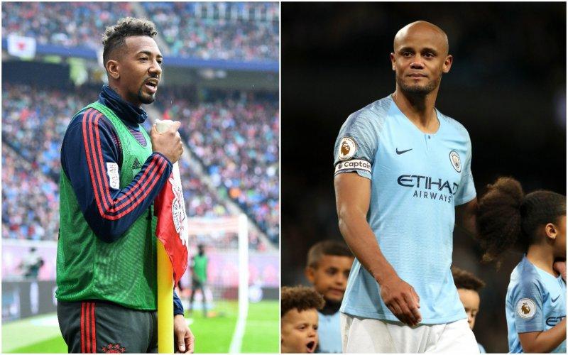 Kompany mikt op toptransfer bij Anderlecht: 'Heel close met Jérôme Boateng'