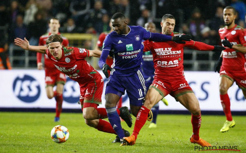 Nieuwe crisis bij Anderlecht: deelname aan play-off 1 nu écht in gevaar