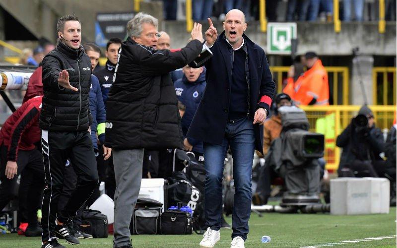 Bij Club Brugge zijn ze niet te spreken: