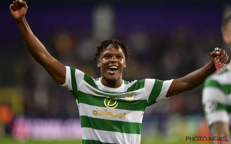 Celtic gooit Dedryck Boyata eruit na transferperikelen