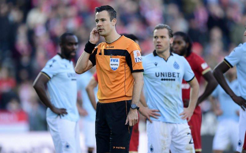 Club Brugge-fans zijn woest op VAR: