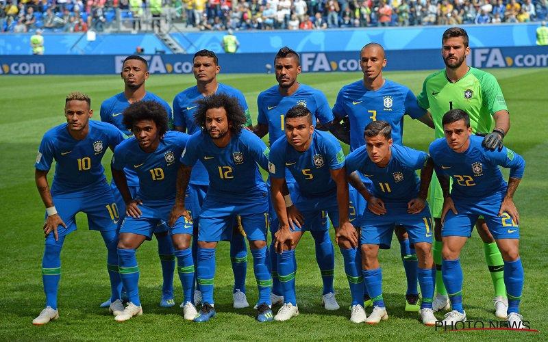 Brazilië recupereert vlak voor duel tegen België twee grote namen