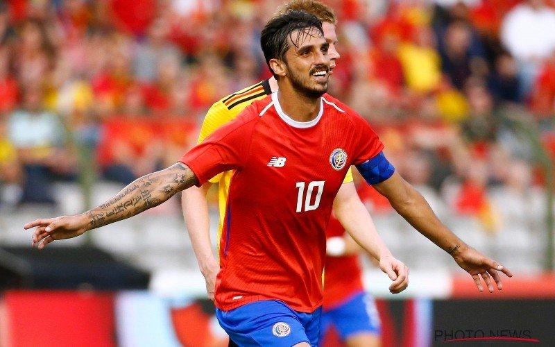 AA Gent-legende Bryan Ruiz is transfervrij: 'Opvallende terugkeer in de maak'