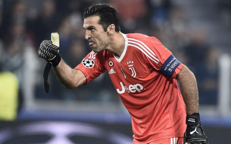 Gaat Buffon dan tóch langer door als speler?