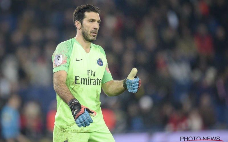 Grote surprise: 'Buffon (41) is op weg naar deze Europese topclub'