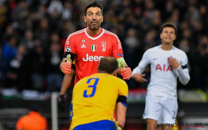 Buffon en Chiellini zorgden voor hét moment van de avond (Video)