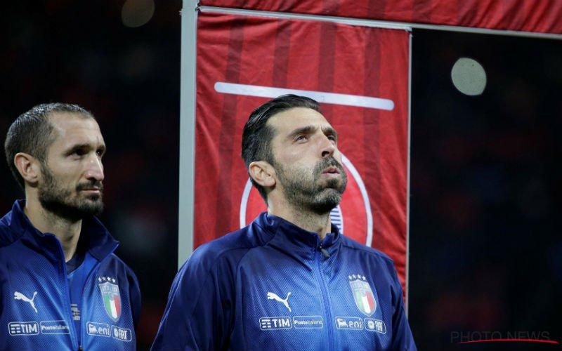 Fans over de hele wereld leven mee met Gianluigi Buffon