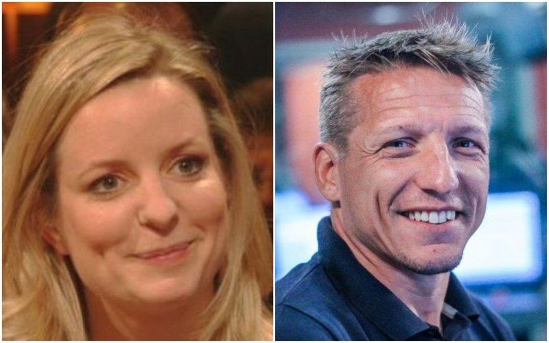 Begint Elke Clijsters verrassend relatie met Wesley Sonck