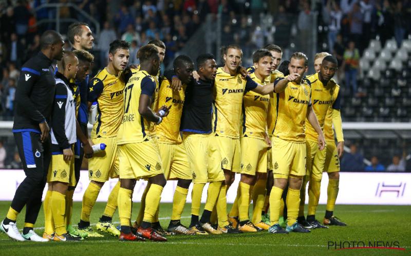 'Held' van Club Brugge reageert na straffe prestatie