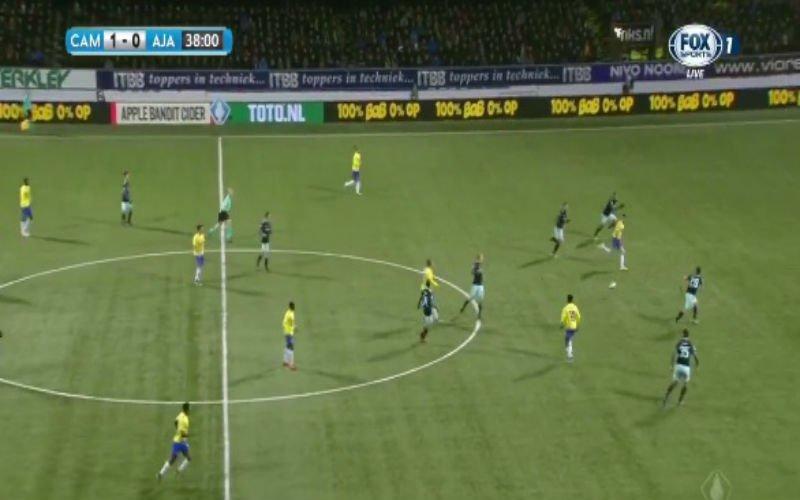 Bescheiden spits van Cambuur maakt Ajax compleet belachelijk (Video)