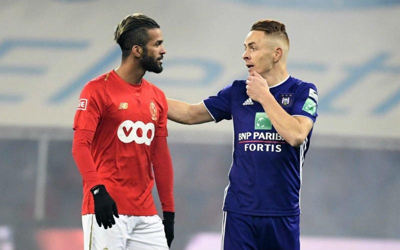 'Mehdi Carcela onderhandelt met déze club over transfer'