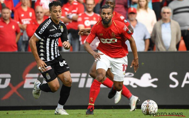 Carcela laat zich uit over transfer naar Anderlecht
