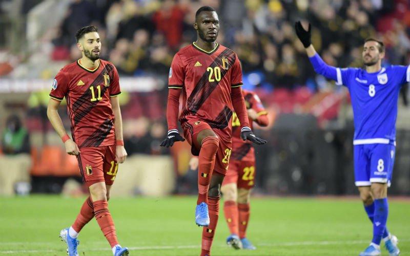 Club Brugge schrikt zich rot: 'Benteke tekent bij Europese topclub'