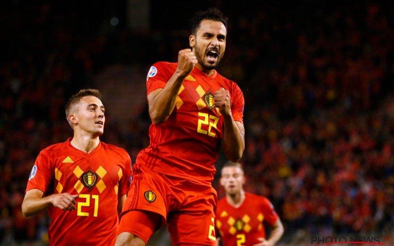 Transfermarkt: Nacer Chadli naar Club Brugge, sterkhouder weg bij Anderlecht?