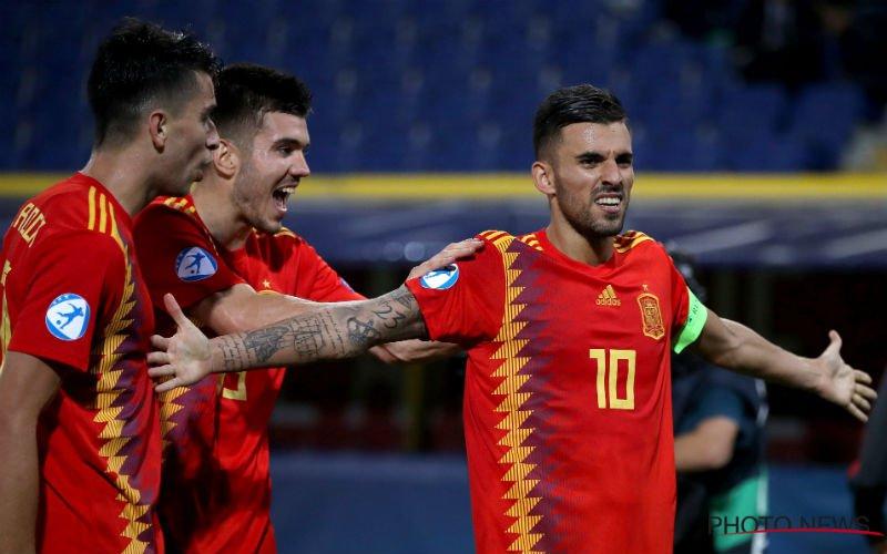 'Spanje is te sterk voor Duitsland en wint EK U21'