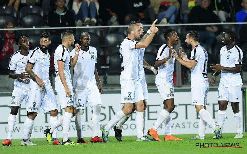 KV Oostende redt in extremis nog een punt tegen Cercle Brugge