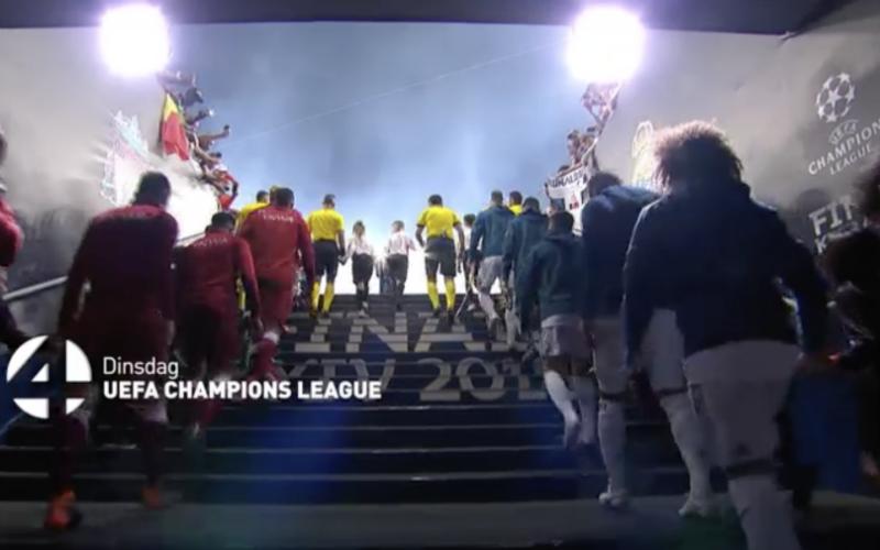 """VIER zet bekend gezicht in bij Champions League: """"Voor het eerst"""""""
